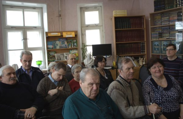 Встреча Брабашинов